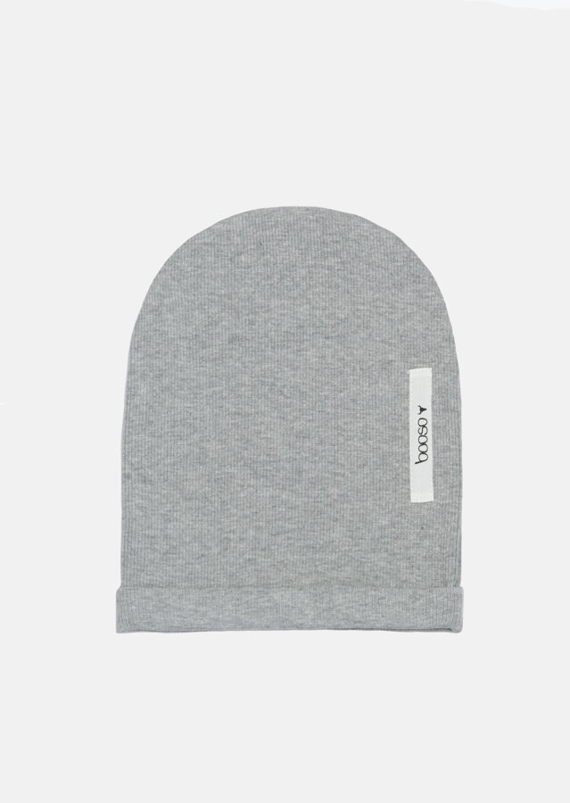 Vienguba Booso kepurė gray