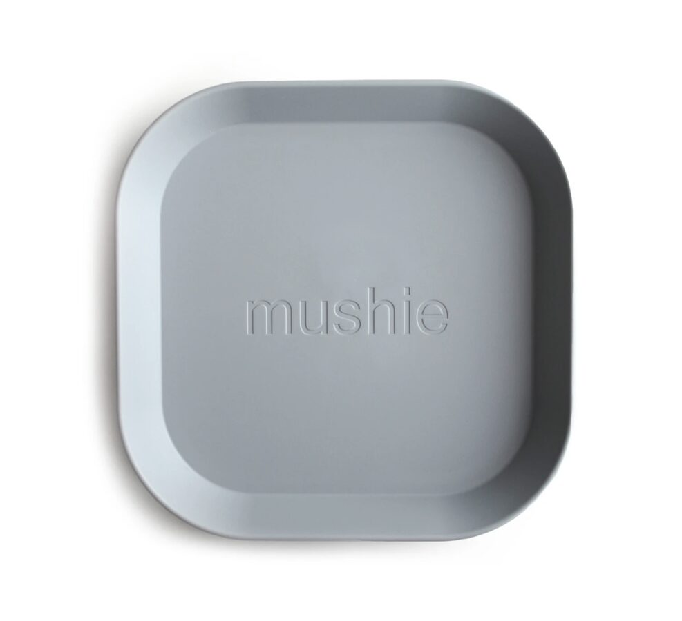 Mushie lėkščių rinkinys CLOUD