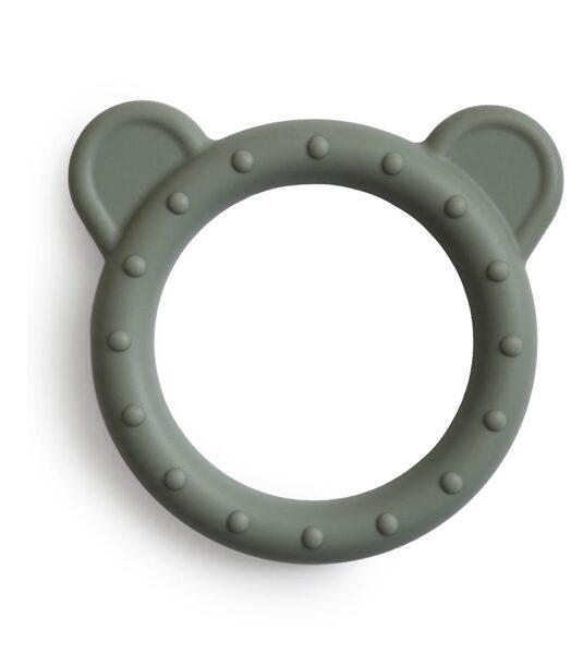 Mushie silikoninis kramtukas BEAR DRIED THYME